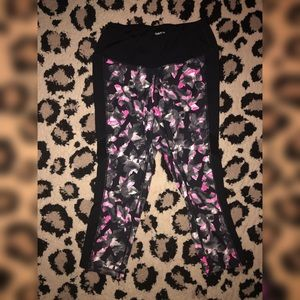 Torrid Crop Leggings